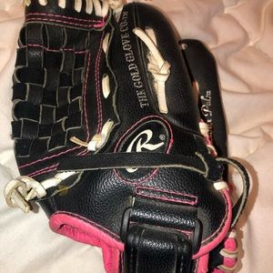 SOFTBALL GLOVE RAWLINGS